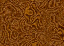 Dalingen van water op hout Royalty-vrije Stock Afbeelding