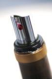 Dalingseinde - Proevende wijn in een druivenkas Royalty-vrije Stock Afbeelding
