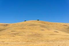 Dalingsmening van berg Stock Foto's