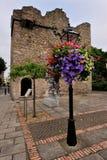 Dalkey Castle Stock Image