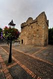 Dalkey Castle. Co.Dublin, Ireland Royalty Free Stock Images