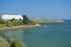 Dalkey coast Stock Image