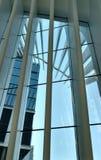 Dall'interno del World Trade Center Fotografia Stock