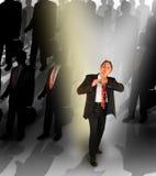 Dalla corsa di ratto Immagini Stock Libere da Diritti
