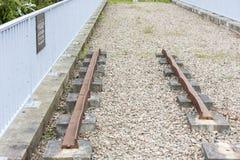 dalla pista di azione su Laigh Milton Viaduct, ayrshire orientale, Scot immagini stock libere da diritti