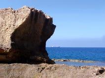 Dalla roccia Fotografia Stock Libera da Diritti
