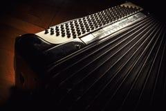 Dallapeharmonika van Italië stock fotografie