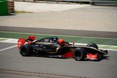 Dallara GP2 formelbil Arkivfoton