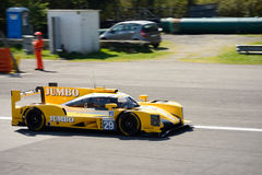 Dallara P217 Le Mans Prototype at Monza Royalty Free Stock Photo