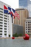 Dallas. Places in Texas - Dallas in the morning stock photos