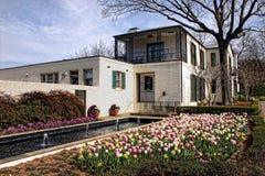 Dallas Arboretum Stockfoto