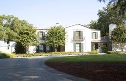 Dallas Arboretum. Exterior, TX USA Stock Photo
