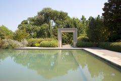 Dallas Arboretum interior Royalty Free Stock Photography