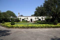 Dallas Arboretum interior. Beautiful Dallas Arboretum , TX USA Royalty Free Stock Photo