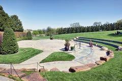 Dallas Arboretum Park photo stock