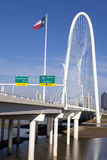 Dallas Bridge Photos libres de droits