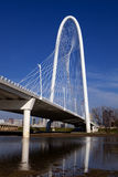 Dallas Bridge Royalty Free Stock Images