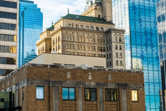 Dallas céntrica Fotos de archivo
