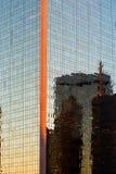 Dallas cityscape arkivbild