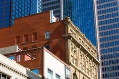 Dallas Closeup royalty-vrije stock foto