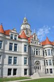 Dallas County Court House-Adel Iowa Royaltyfri Foto