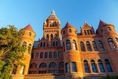 The Dallas County Courthouse Stock Photos