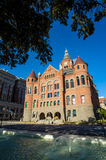 The Dallas County Courthouse Stock Photography