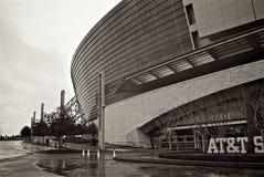 Dallas Cowboys Football Stadium Entrance Lizenzfreies Stockbild