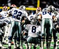 Dallas Cowboys Huddle