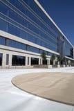 Dallas Cowboys moderne siège l'immeuble de bureaux images libres de droits