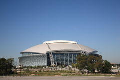 Dallas Cowboys Stadium Royalty Free Stock Photography