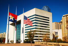 Dallas Cty Hall Stock Photography