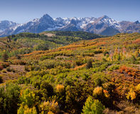 Dallas Divide in Autumn Royalty Free Stock Photo