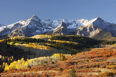 Dallas Divide, Uncompahgre National Forest, Colorado Stock Photos