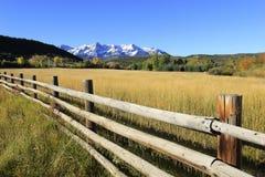 Dallas Divide, Uncompahgre National Forest, Colorado Royalty Free Stock Photos