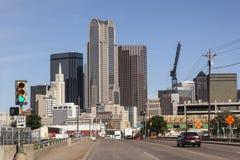 Dallas Downtown, Texas Royalty Free Stock Photos