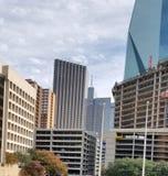 Dallas du centre image stock