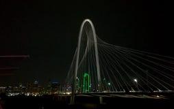 Dallas du centre Image libre de droits