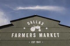 Dallas Farmers Market photographie stock libre de droits