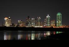 dallas i stadens centrum texas Arkivfoton