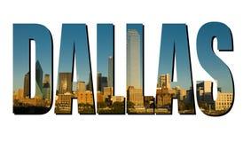 Dallas il Texas Immagine Stock