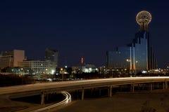 Dallas le Texas images libres de droits