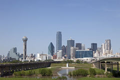 Dallas, le Texas Photo stock