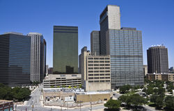 Dallas, le Texas Images stock