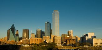 Dallas le Texas Photos stock