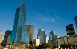 Dallas le Texas Photo libre de droits