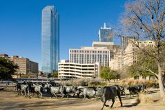 Dallas le Texas photographie stock