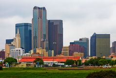 Dallas le Texas Photos libres de droits