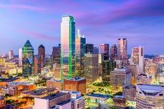 Dallas, le Texas, Etats-Unis images stock