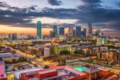 Dallas, le Texas, Etats-Unis images libres de droits